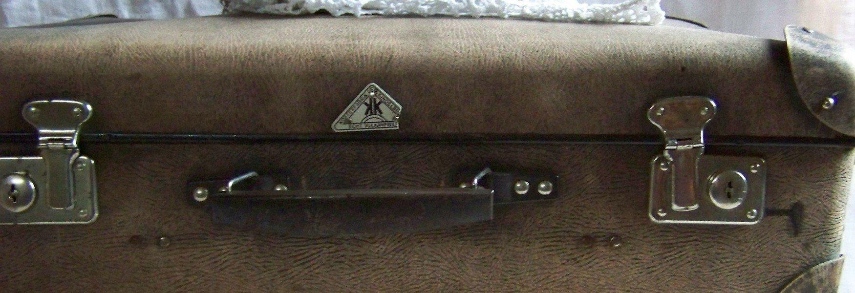 Zware Koffer